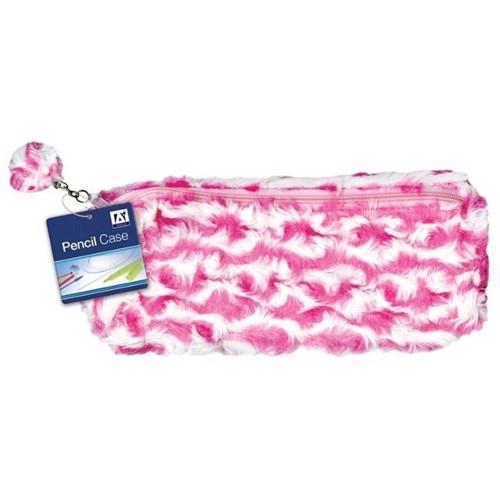 Fluffy Case Pink