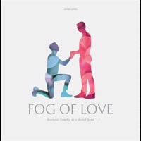 Fog Of Love Male Couple Cover English HHP0008