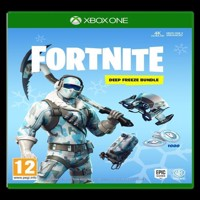 Fortnite Deep Freeze Bundle, Xbox One