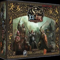 Game of Thrones - Song of Ice and Fire - Stark Vs Lannister Starter Set