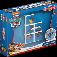 Geomag Magicube  Paw Patrol Chase vehicle 1079
