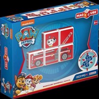 Geomag Magicube  Paw Patrol Marshall vehicle 1080
