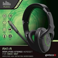Gioteck AX1R Gaming Headset