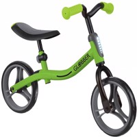 Globber balance bike green