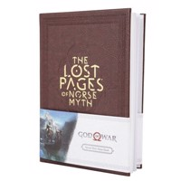 God of War Notebook: The Lost Pages Of Norse Myth