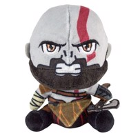 God Of War Plush Kratos Stubbins
