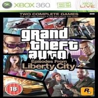 Grand Theft Auto Episodes from Liberty City GTA - Xbox