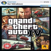 Grand Theft Auto IV GTA 4 - PC