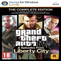 Grand Theft Auto IV GTA 4 Complete Edition - PC