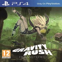Gravity Rush Remastered Nordic - PS4