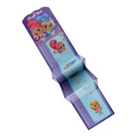 Growth chart shimmer & shine