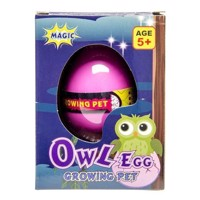 Growth Egg Owl