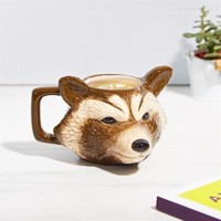 Guardians of The Galaxy - Rocket Raccoon 3D Mug