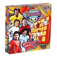 Guess Who  World Football Stars  Boardgame