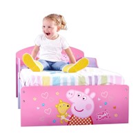 Gurli gris wooden junior bed 140Cm