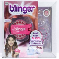 Hair blinger pink