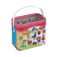 HAMA Beads - Midi - 10.000 Beads in Bucket - Mix 66