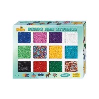 HAMA Beads - Midi - 9.600 beads and storage (2095)