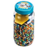 Hama Beads - Midi - Beads and Pegboards in Tub