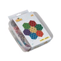 HAMA Beads - Mini - 10.500 beads and 2 pegboards in box (5400)