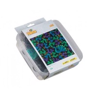 HAMA Beads - Mini - 10.500 beads and 4 pegboards in box (5401)