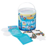 Hama BeadTac Ironon bead set in Emmer, 20,000 pcs