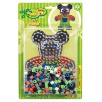 Hama Ironing bead set Maxi Teddy bear, 250 pcs