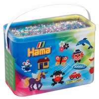 Hama Ironing Beads in Emmer  Color Mix 69, 30,000 pcs