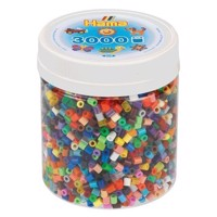 Hama Ironing Beads in Pot  Color Mix 68, 3000pcs