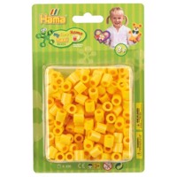 Hama Ironing beads Maxiyellow, record 250pcs