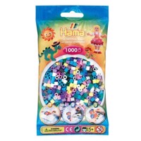 Hama Ironon Beads  Color Mix 69, 1000 pcs
