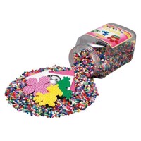 Hama Ironon bead set in Pot, 16,000 pcs