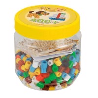 Hama Maxi in Pot ironing beads set, 400 pcs