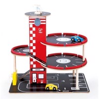 Hape  Race Around Garage 5917