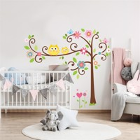 Happi Træ Gigant Wallsticker