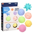 Happy World Motor amp Sense Balls, 6pcs