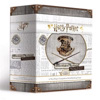 Harry Potter hogwarts battle defense against the dark art