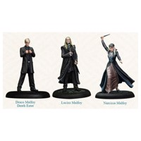 Harry Potter  Miniatures Adventure Game  Malfoy Family HPMAG010