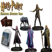 Harry Potter  Miniatures Adventure Game  Order of The Pheonix HPMAG04