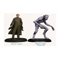 Harry Potter  Miniatures Adventure Game  Remus Lupin HPMAG08