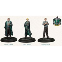 Harry Potter  Miniatures Adventure Game  Slytherin Students HPMAG03