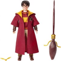 Harry Potter  Quidditch Harry Potter Doll (GDJ70)