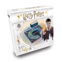 Harry Potter quiz boardgame danish