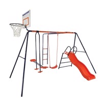 Hedstrom atlas swing set