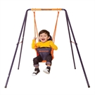 Hedstrom baby swing set