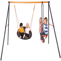 Hedstrom nebula swing set