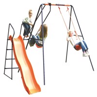 Hedstrom saturn swing set