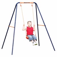 Hedstrom single swing set