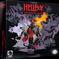 Hellboy  Boardgame English MGHB101
