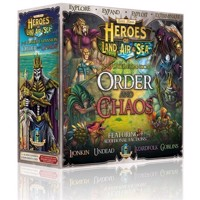 Heroes of Land, Air & Sea - Order and Chaos Expansion (GGtemp02)